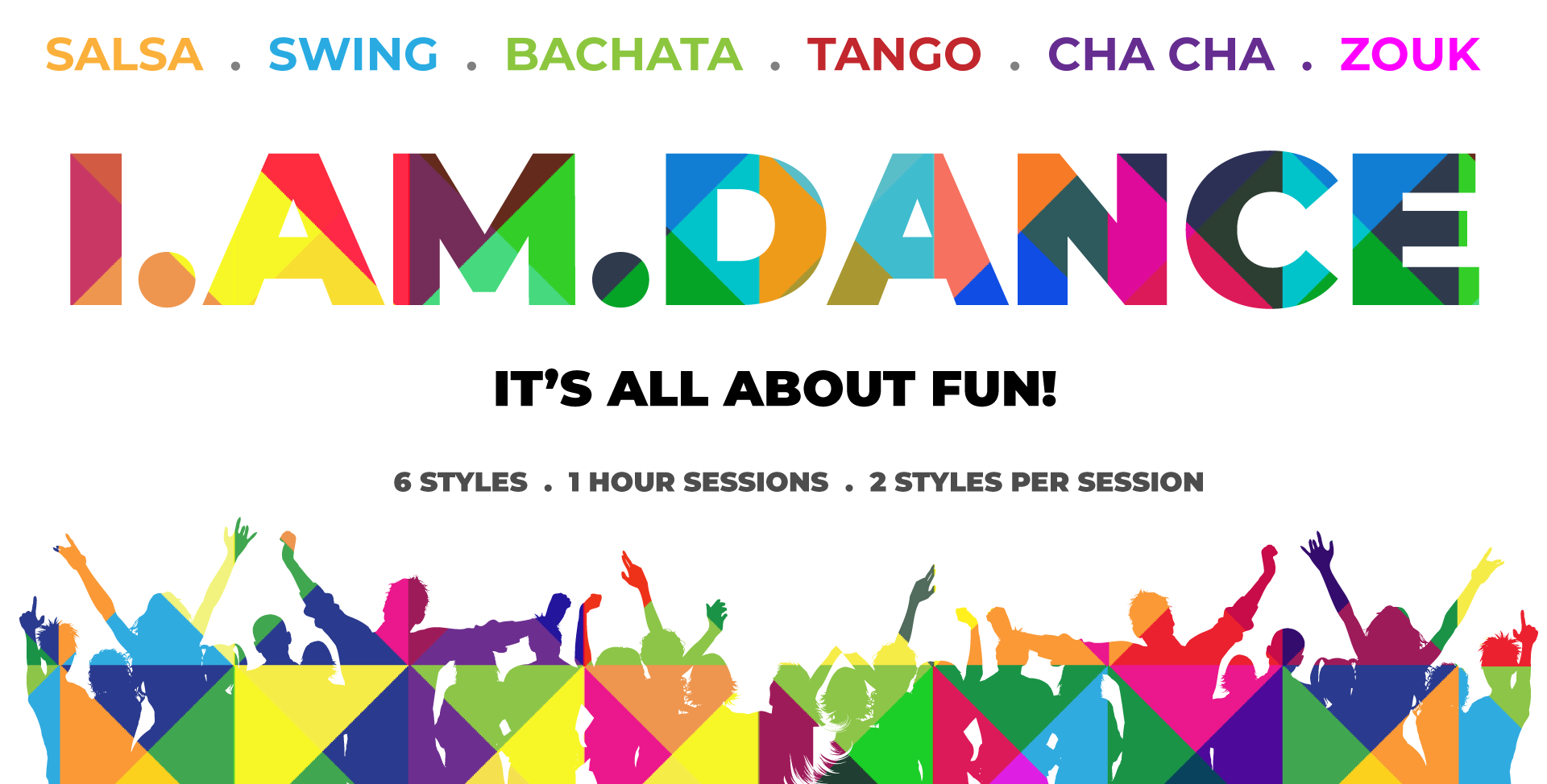 iamdance - Lots of styles so much fun - Salsa, milonga,